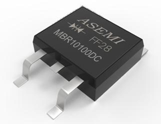 MBR10100DC,MBR10150DC/10200/1060/1045/1040DC,ASEMI Schottky