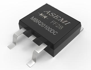 MBR20100DC,MBR20150DC/20200/2060/2045,ASEMI Schottky