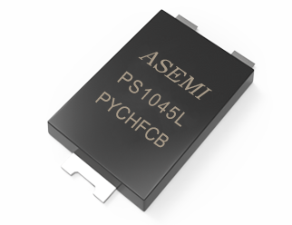 PS1045L,PS1060L,PS10100L, ASEMI Low VF Diode