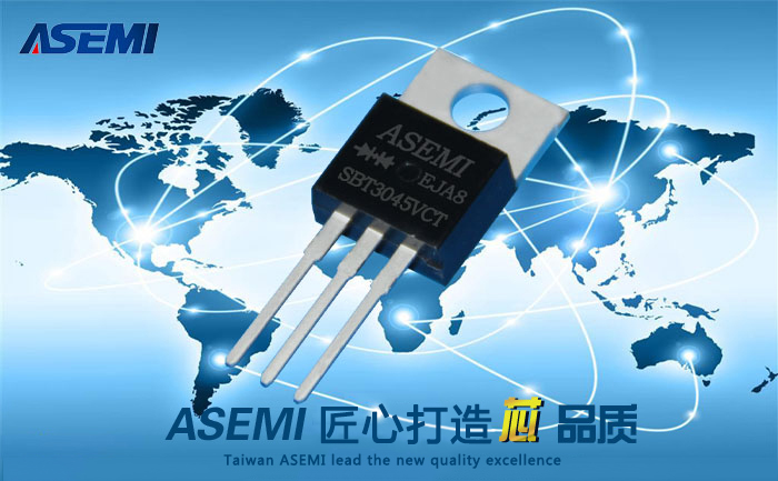 ACE  Series from ASEMI — Schottky Diode