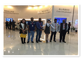 ASEMI was invited to visit HUAWEI TECHNOLOGIES CO., LTD.