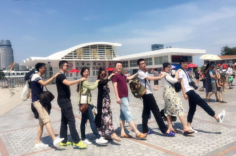 A romantic trip in Xiamen of ASEMI family