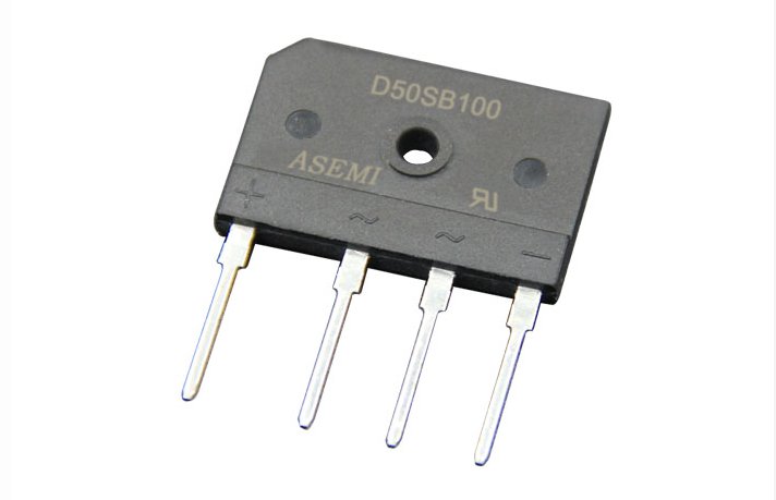 ASEMI D50SB100 thermal performance increased greatly