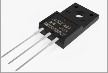 ASEMI Low VF Schottky diode technology