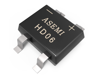 HD06,HD10,HD08,HD04,HD02   ASEMI SMD Bridge Rectifier