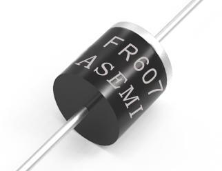 FR607/FR606/FR605/FR604/FR603/FR602/FR601,ASEMI DO diode
