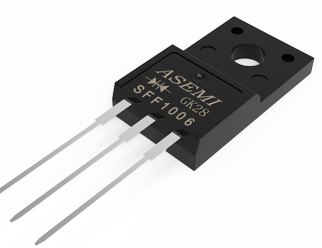 SFF1006,SFF1004,SFF1002,ASEMI Superfast recovery diode