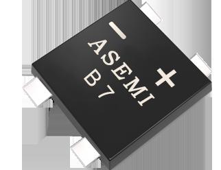 B7/B6/B5/B4   ASEMI SMD  bridge rectifier