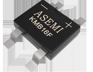 KMB16F/KMB14F/KMB110F,ASEMI SMD schottky rectifier bridge