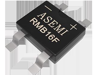 RMB16F/RMB14F/RMB12F,ASEMI Super fast recovery rectifier bridge