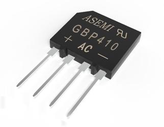 GBP410/GBP408/GBP406/GBP404/GBP402, ASEMI rectifier bridge