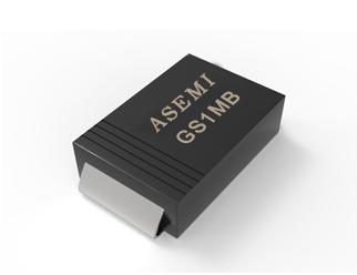 [GS1MB-SMB]/GS1KB/GS1JB/GS1GB/GS1DB  ASEMI rectifier diode