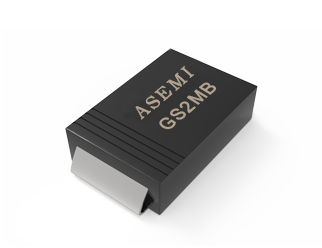 [GS2MB-SMB]/GS2KB/GS2JB/GS2GB/GS2DB  ASEMI rectifier diode
