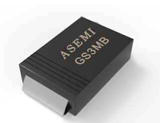 [GS3MB-SMB]/GS3KB/GS3JB/GS3GB/GS3DB  ASEMI rectifier diode