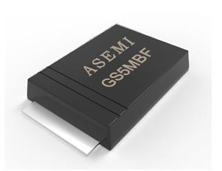 [GS5MBF-SMBF]/GS5KBF/GS5JBF/GS5GBF/GS5DBF  ASEMIrectifier diode