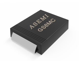[GS8MC-SMC]GS8KC/GS8JC/GS8GC/GS8DC ASEMI rectifier diode