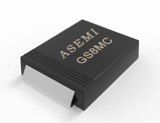 [GS8MC-SMC]GS8KC/GS8JC/GS8GC/GS8DC ASEMI rectifier diode