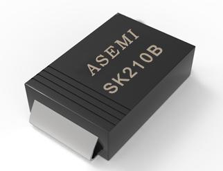[SK210B-SMB]SK26B/SK28B/SK215B  ASEMI Represents schottky diode
