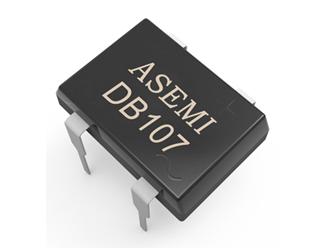 DB107/DB106/DB105/DB104/DB103 ASEMI SMD  bridge rectifier