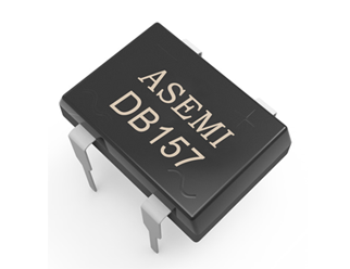 DB157/DB156/DB155/DB154 ASEMI SMD  bridge rectifier