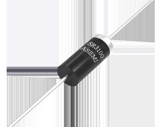 [SR3100-DO-27]  SR3100/SR3150/SR3200/SR380 ASEMI Schottky diode
