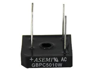 GBPC5010W/GBPC5008W/GBPC5006W/GBPC5004W, ASEMI bridge rectifier