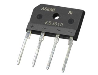 KBJ610,KBJ608,KBJ606,KBJ604,KBJ602 ASEMI  Bridge Rectifier