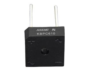KBPC610/KBPC608/KBPC606/KBPC604/KBPC602, ASEMI bridge rectifier