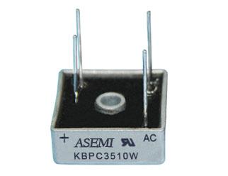 KBPC3510W/KBPC3508W/KBPC3506W/KBPC3504W/, ASEMI bridge rectifier