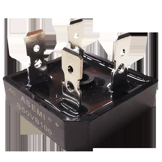 S50VB100/S50VB80/S50VB60, ASEMI bridge rectifier