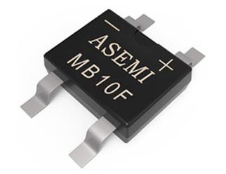 MB10F/MB8F/MB6F/MB4F/MB2F  ASEMI SMD  bridge rectifier