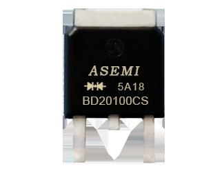 BD20100CS,BD20200CS,BD20150CS, BD2060CS,BD2045CS, ASEMI Schottky