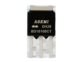 BD10100CT,BD10200CT,BD10150CT, BD1060CT,BD1045CT, ASEMI Schottky
