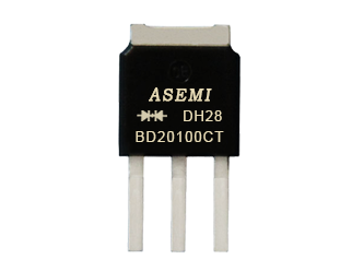 BD20100CT,BD20200CT,BD20150CT, BD2060CT,BD2045CT, ASEMI Schottky