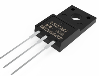 SBT20100VFCT,SBT2060/2045VFCT, SBT20150VFCT,Low VF Schottkydiode