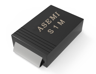 【S1M-SMA】S1M,S1K,S1J,S1G,S1D,S1B,S1A/SMA  ASEMI Rectifier diode