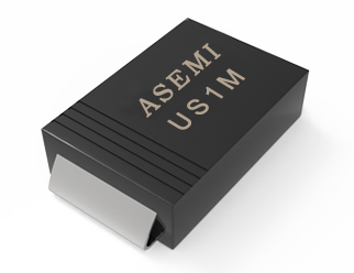【US1M-SMA】US1M,US1K,US1J,US1G,  ASEMI super fast recovery diode