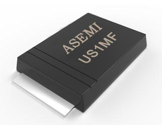 【US1M-SMAF】US1MF,US1KF,US1JF,US1GF,ASEMI superfast recoverydiodo