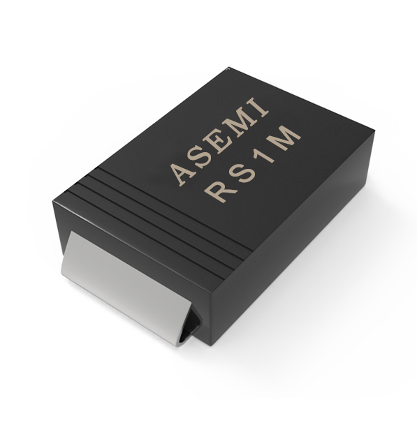 【RS1M-SMA】RS1M/RS1J/RS1G/RS1D/RS1K, ASEMI Fast recovery diode