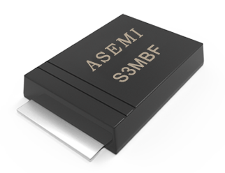 [S3M-SMBF] S3JBF/S3GBF/S3DBF/S3KBF ASEMI SF recovery diode