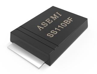 【SS110-SMBF】SS110BF,SS115BF,SS120BF,SS14BF,ASEMI schottkydiode