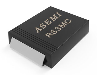 [RS3M-SMC] RS3MC,RS3JC,RS3DC,RS3KC,ASEMI ultrafast recovery