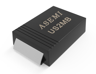 (US2M-SMB) US2MB/US2KB/US2JB/US2GB,ASEMI super fast recovery