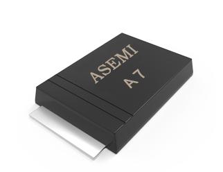 (A7-SOD123) A7/A6/A5/A4/A3  ASEMI Rectifier diode